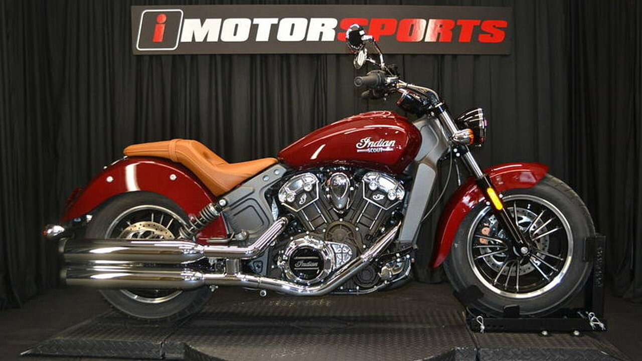 2018 Indian Scout ABS for sale 200560380