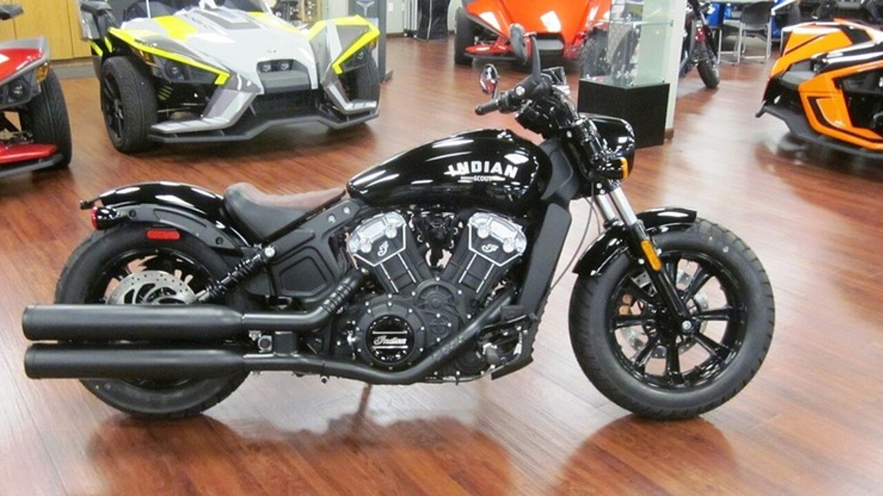 2018 Indian Scout Boober ABS for sale 200568998