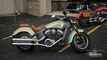 2018 Indian Scout ABS for sale 200581996