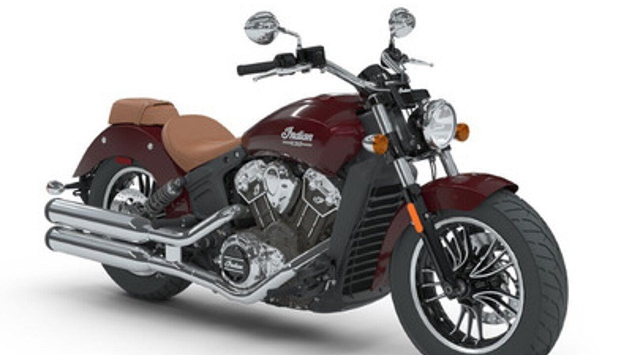 2018 Indian Scout ABS for sale 200597138