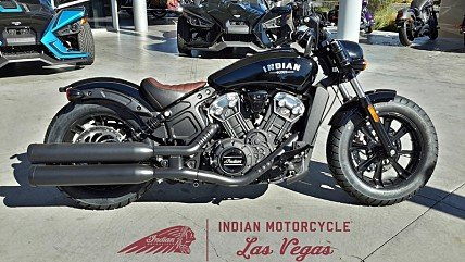 2018 Indian Scout Boober for sale 200501464