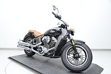 2018 Indian Scout Boober ABS for sale 200514179