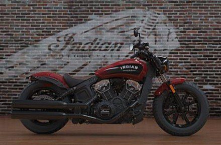 2018 Indian Scout Bobber for sale 200600043