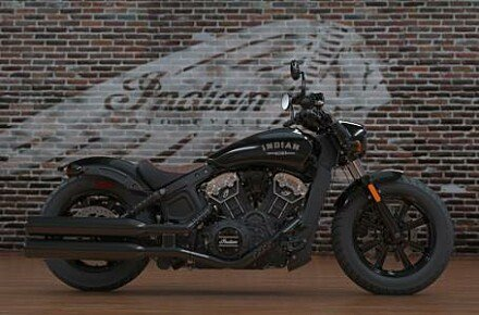 2018 Indian Scout Bobber for sale 200612729