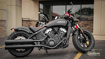 2018 Indian Scout Bobber ABS for sale 200626185
