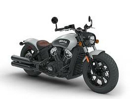 2018 Indian Scout Bobber for sale 200627554