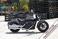 2018 Indian Scout Sixty ABS for sale 200674495