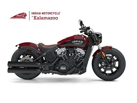 2018 Indian Scout for sale 200684420