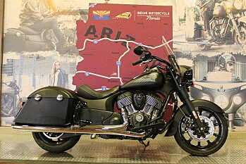 2018 Indian Springfield for sale 200566808