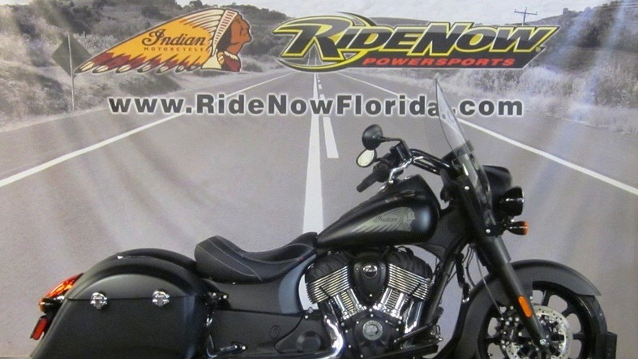 2018 Indian Springfield for sale 200581271