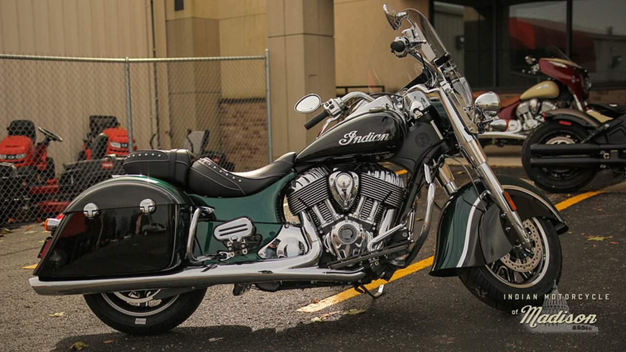 2018 Indian Springfield for sale 200581981