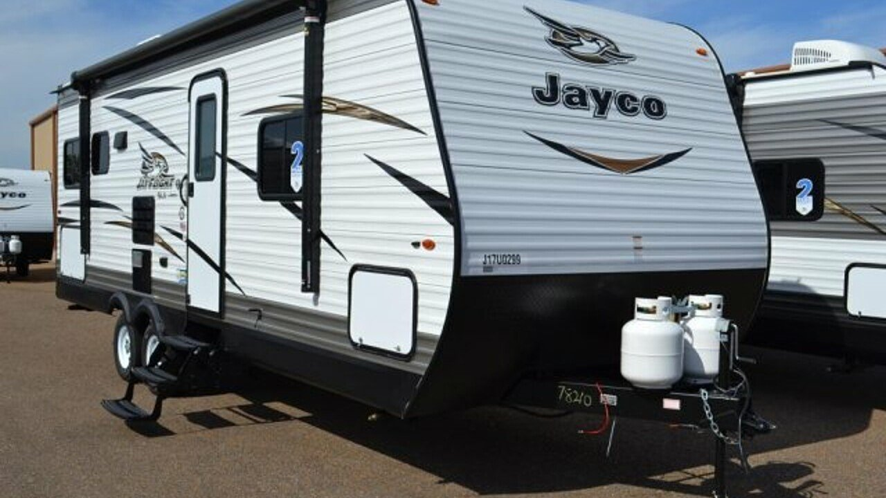 2018 JAYCO Jay Feather for sale 300148877