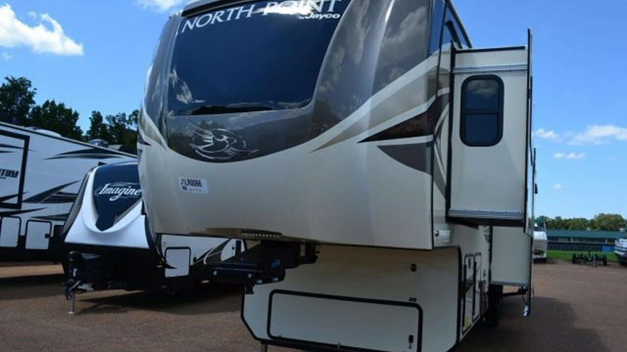 2018 JAYCO North Point for sale 300143914