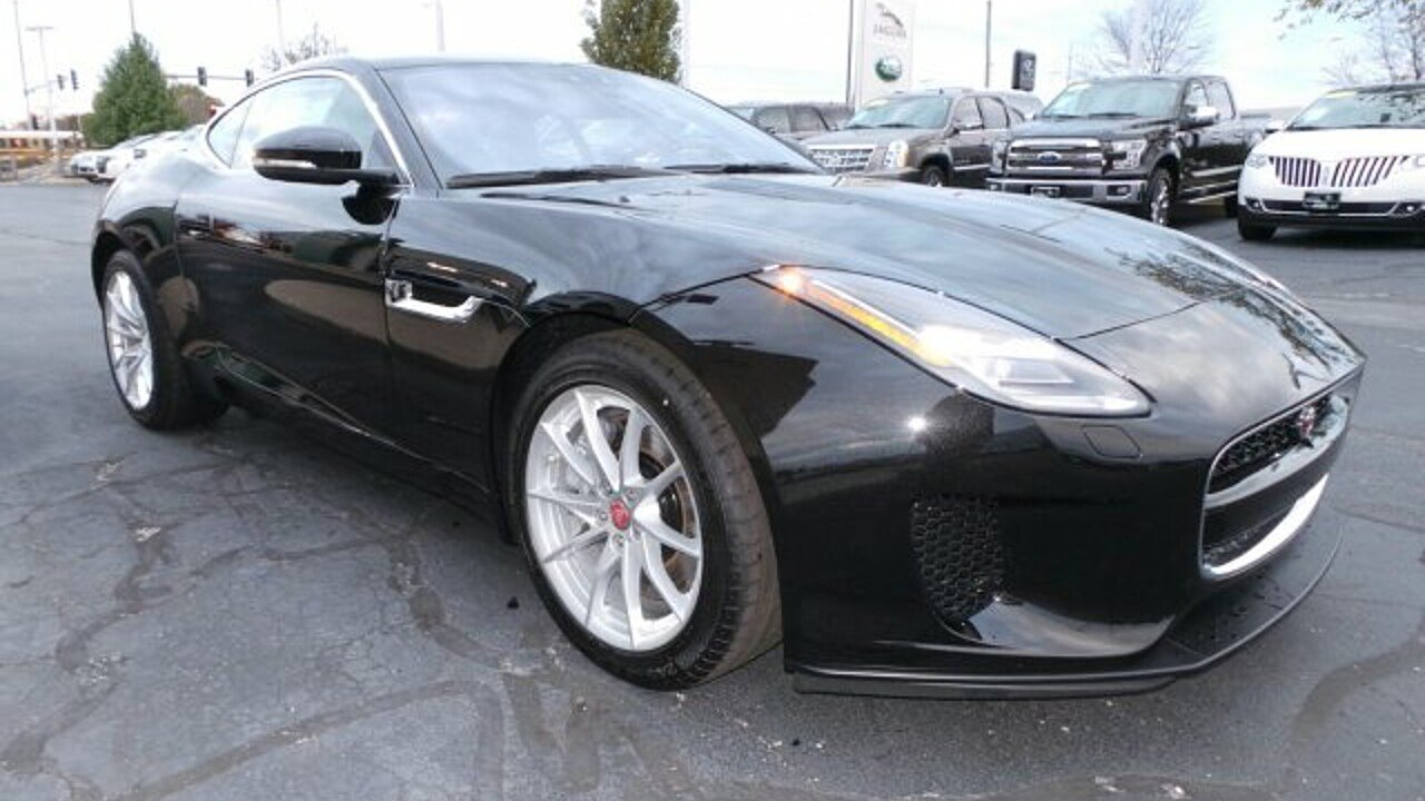 2018 jaguar f type coupe for sale near peoria illinois. Black Bedroom Furniture Sets. Home Design Ideas