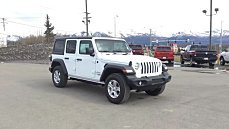 2018 Jeep Wrangler 4WD Unlimited Sport for sale 100979226