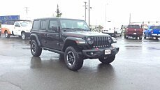 2018 Jeep Wrangler 4WD Unlimited Rubicon for sale 100989575