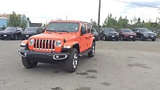 2018 Jeep Wrangler 4WD Unlimited Sahara for sale 100994570
