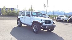 2018 Jeep Wrangler 4WD Unlimited Sahara for sale 101014485