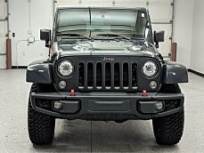 2018 Jeep Wrangler JK 4WD Unlimited Rubicon for sale 101018237