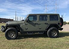 2018 Jeep Wrangler 4WD Unlimited Sport for sale 101052548