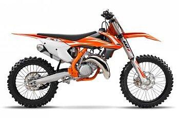 2018 KTM 125SX for sale 200485662