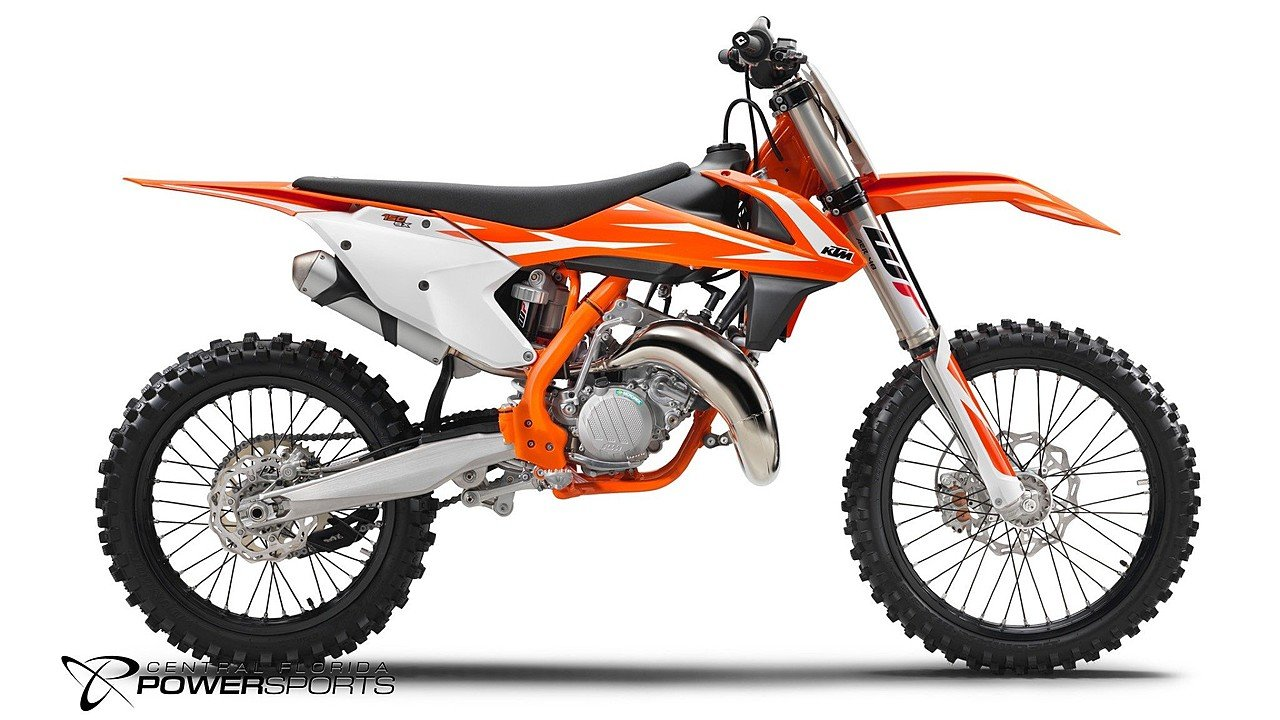 2018 KTM 150SX for sale 200463878