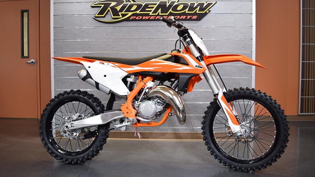 2018 KTM 150SX for sale 200489103