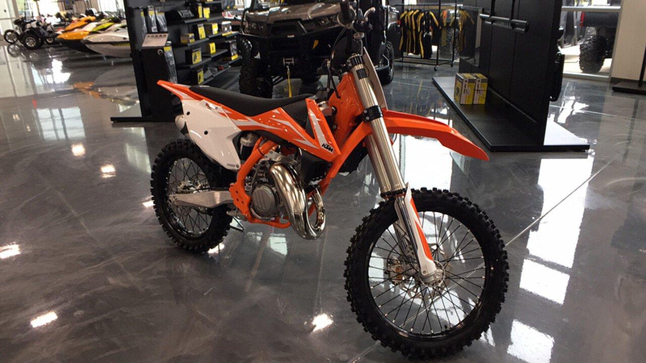 2018 KTM 150SX for sale 200498025