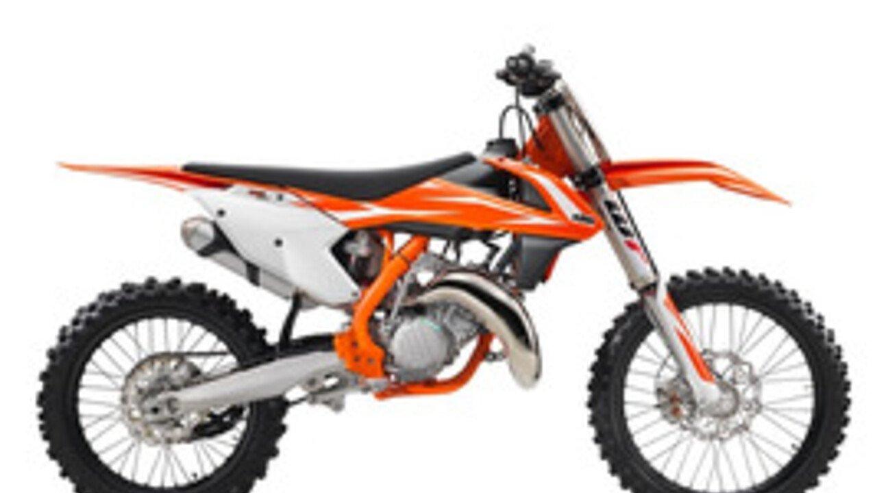 2018 KTM 150SX for sale 200534004