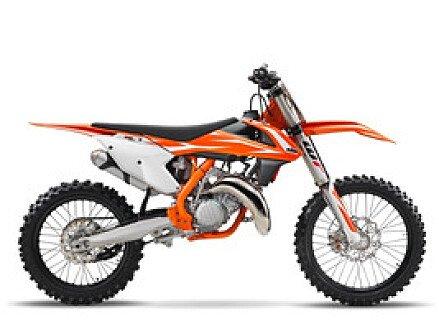 2018 KTM 150SX for sale 200492224