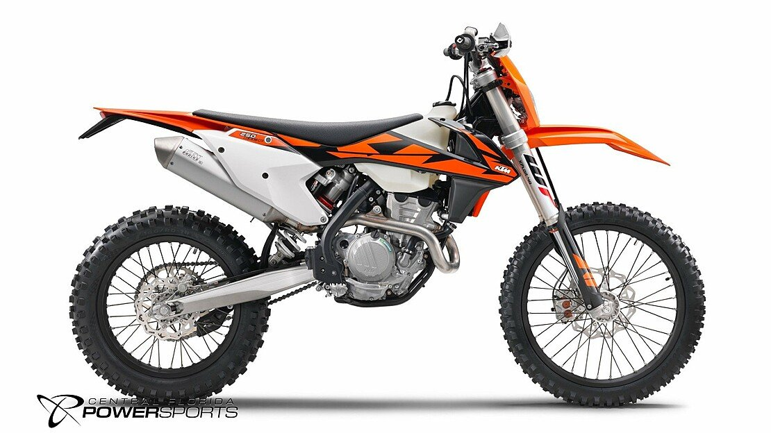 2018 KTM 250EXC-F for sale 200465557