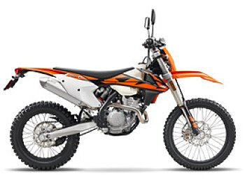2018 KTM 250EXC-F for sale 200540479