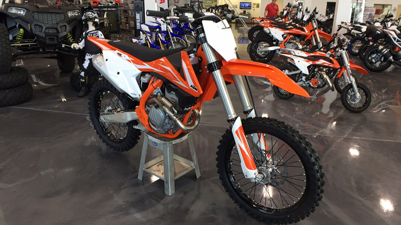 2018 KTM 250SX-F for sale 200488169