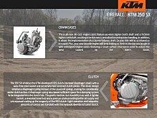 2018 KTM 250SX for sale 200625677