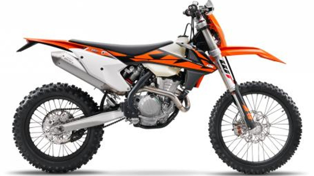 2018 KTM 350EXC-F for sale 200596413