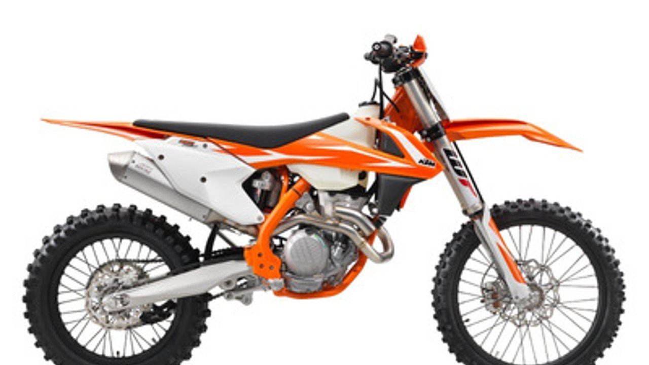 2018 KTM 350XC-F for sale 200528591