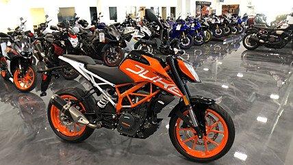 2018 KTM 390 for sale 200560501