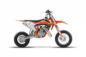 2018 KTM 50SX for sale 200501529