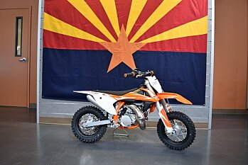 2018 KTM 50SX for sale 200504637