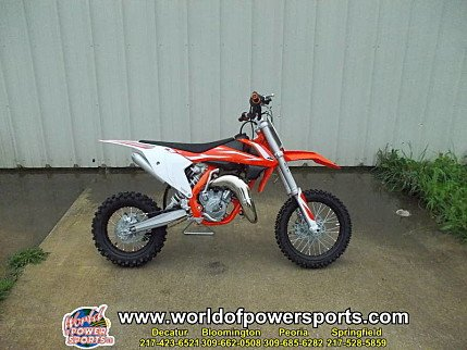 2018 KTM 65SX for sale 200636741