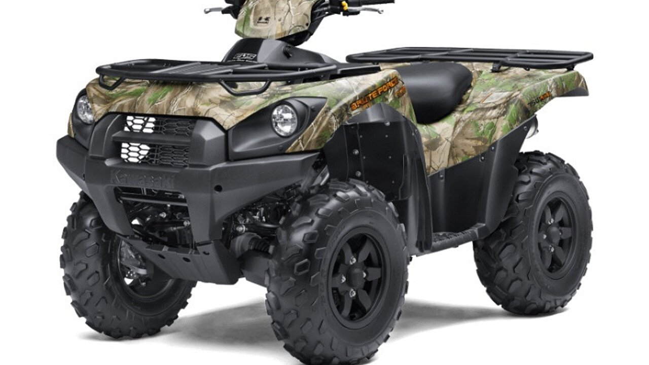 2018 Kawasaki Brute Force 750 for sale 200547094
