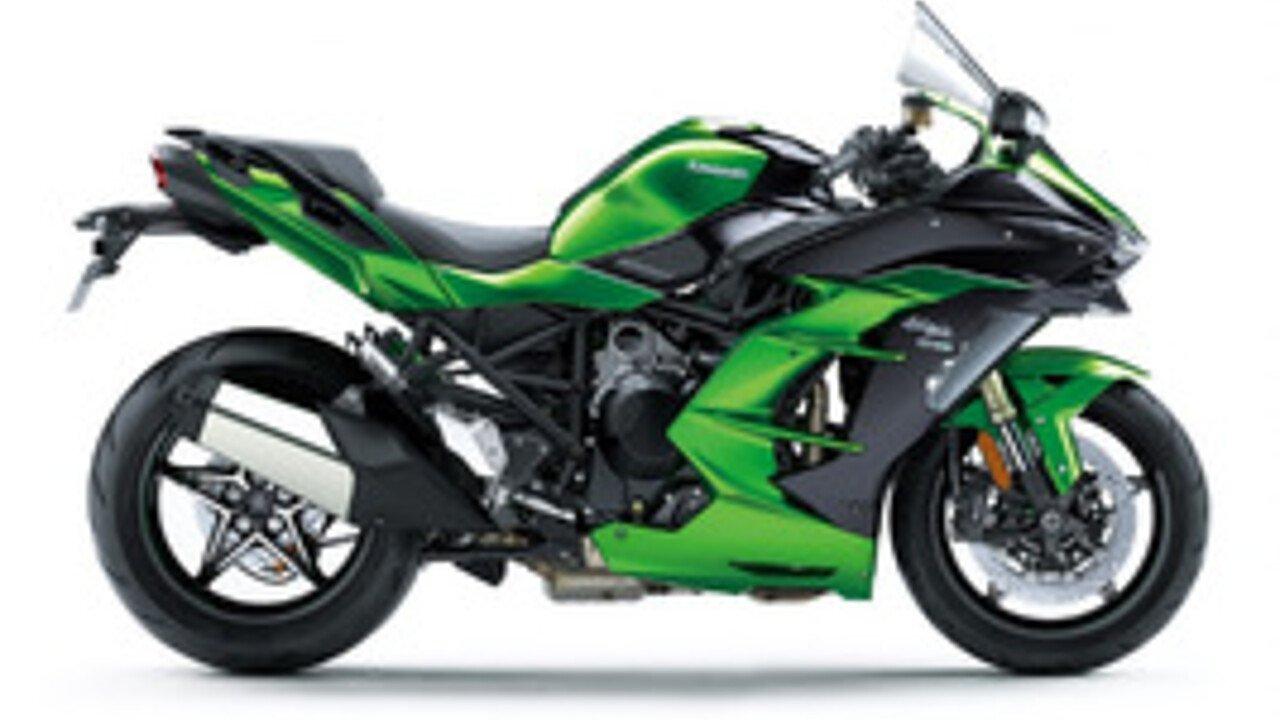 2018 Kawasaki H2 SX for sale 200563302