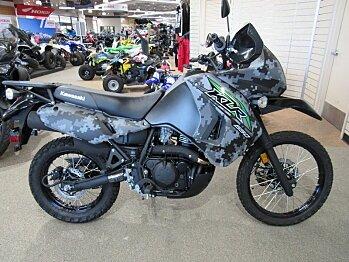 2018 Kawasaki KLR650 for sale 200505166