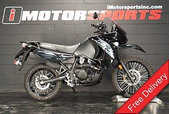 2018 Kawasaki KLR650 for sale 200509306