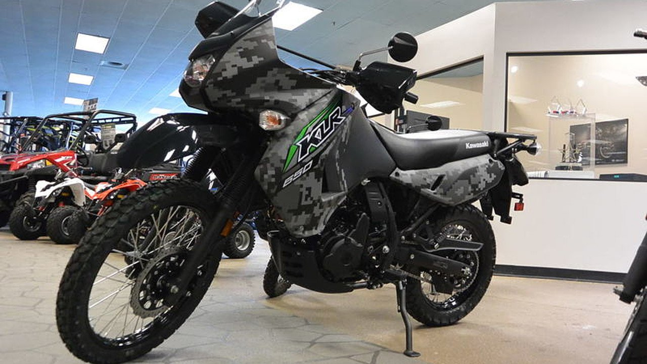 2018 Kawasaki KLR650 for sale 200522308