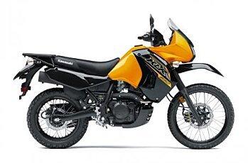 2018 Kawasaki KLR650 for sale 200544530