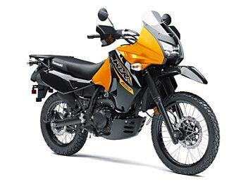 2018 Kawasaki KLR650 for sale 200548786