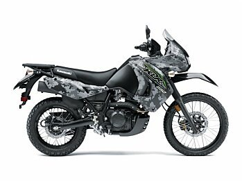 2018 Kawasaki KLR650 for sale 200570662