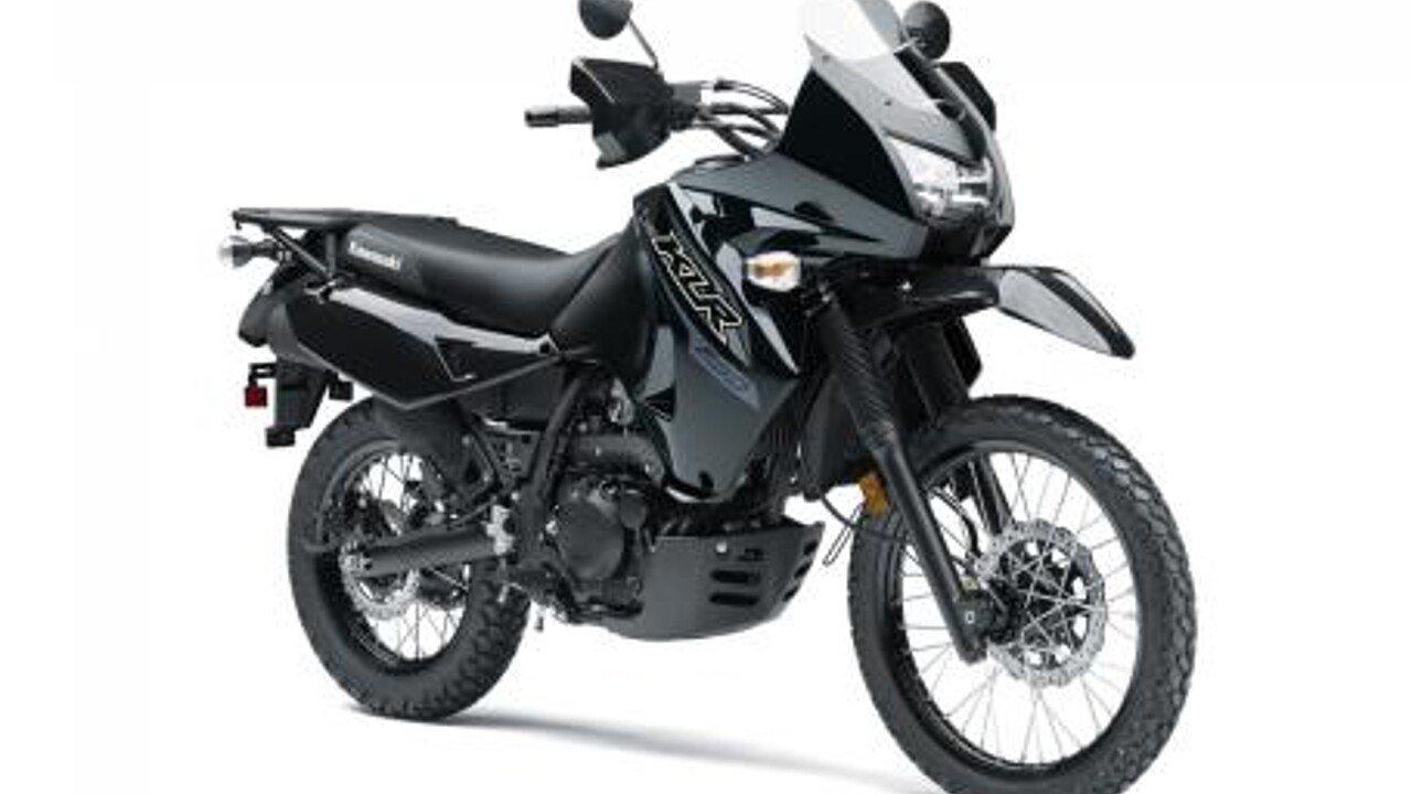2018 Kawasaki KLR650 for sale 200595249