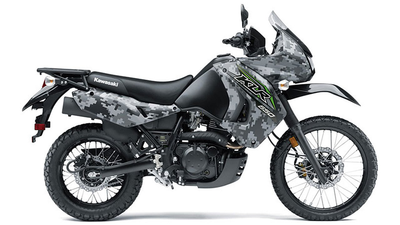 2018 Kawasaki KLR650 for sale 200598639